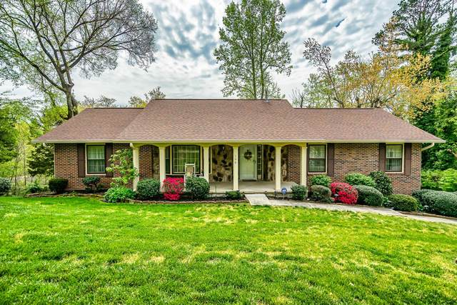 106 Greenbriar Lane, Oak Ridge, TN 37830 (#1149753) :: Billy Houston Group