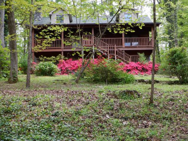 1105 N Sequoyah Drive, Friendsville, TN 37737 (#1149762) :: Billy Houston Group
