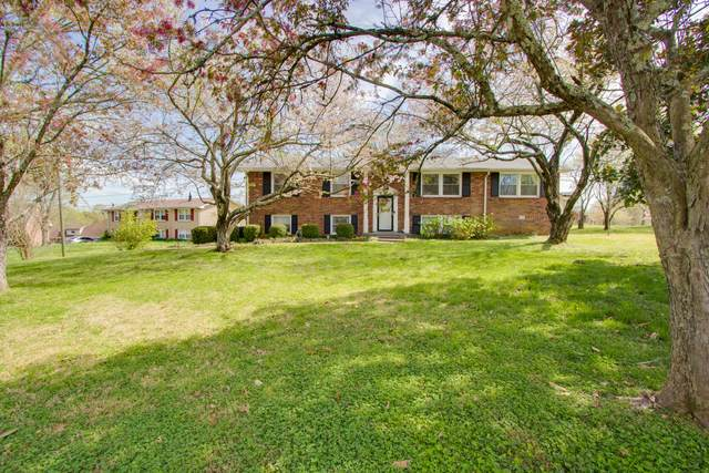 4424 Juneau Drive, Hermitage, TN 37076 (#1149768) :: Billy Houston Group