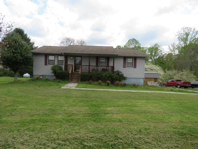 395 Morton Rd, LaFollette, TN 37766 (#1149773) :: Billy Houston Group