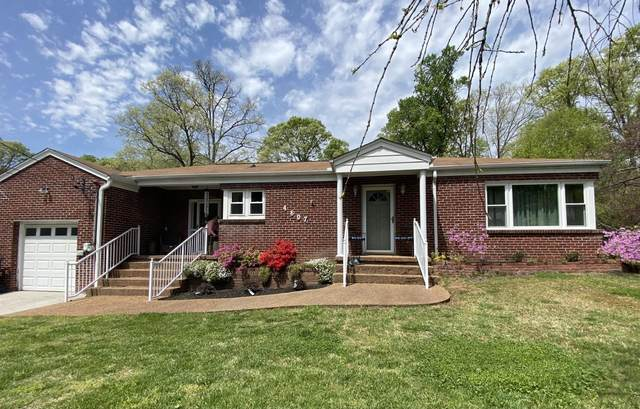 4607 Fulton Drive, Knoxville, TN 37918 (#1149869) :: A+ Team