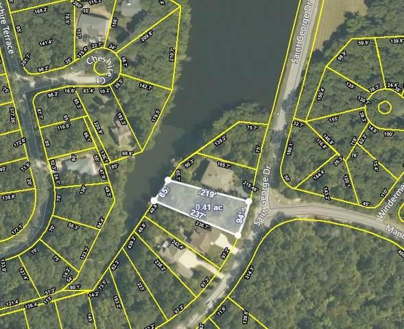 471 Saint George Drive, Crossville, TN 38558 (#1149876) :: Cindy Kraus Group | Realty Executives Associates