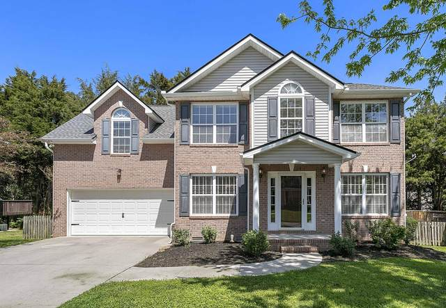 3312 Maple Valley Lane, Knoxville, TN 37931 (#1149912) :: The Cook Team