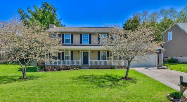 2317 Windcastle, Knoxville, TN 37923 (#1149932) :: Shannon Foster Boline Group