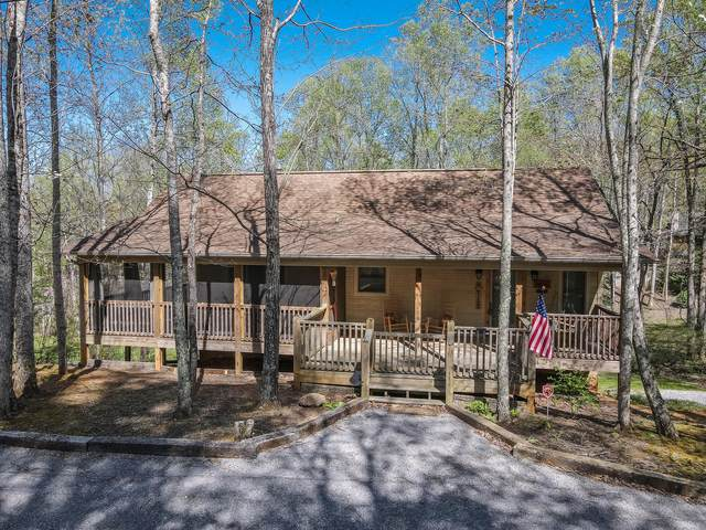 3658 Ginseng Way, Sevierville, TN 37862 (#1149980) :: Billy Houston Group