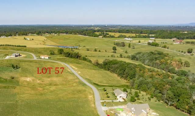 Shadow Mountain Dr.   Lot 57, Crossville, TN 38572 (#1150071) :: Realty Executives Associates