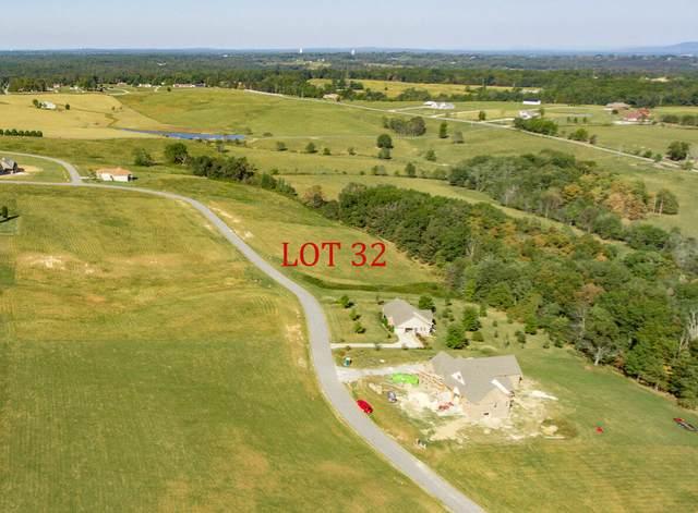 Shadow Mountain Dr.   Lot 32, Crossville, TN 38572 (#1150086) :: Realty Executives Associates