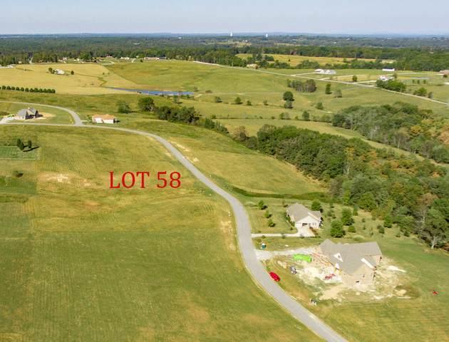 Shadow Mountain Dr.   Lot 58, Crossville, TN 38572 (#1150098) :: Realty Executives Associates