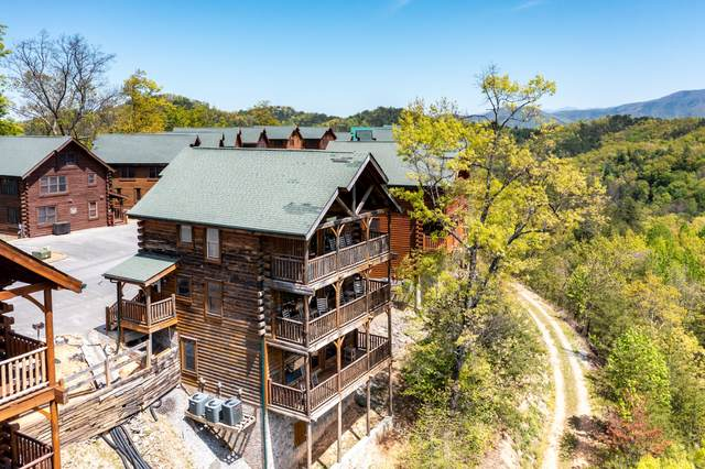 2818 White Oak Ridge Lane, Sevierville, TN 37862 (#1150107) :: Cindy Kraus Group | Realty Executives Associates