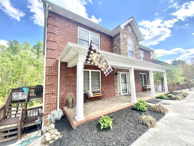 4830 Garfield Terrace Drive, Knoxville, TN 37938 (#1150113) :: Tennessee Elite Realty