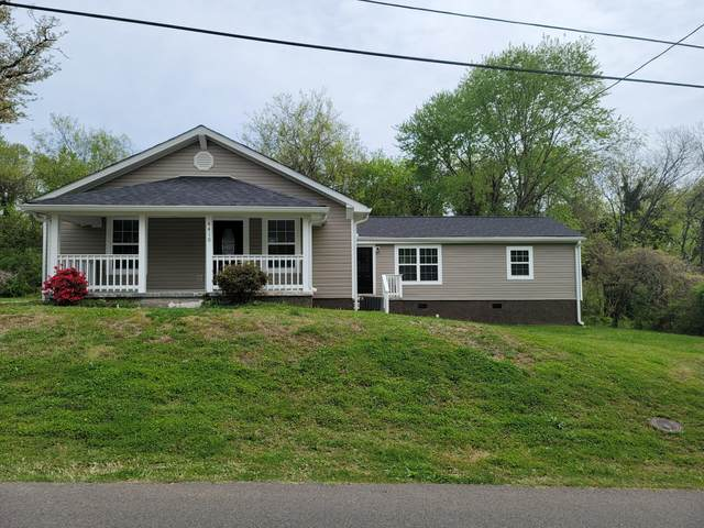 4410 Wells Rd Rd, Knoxville, TN 37920 (#1150180) :: Shannon Foster Boline Group