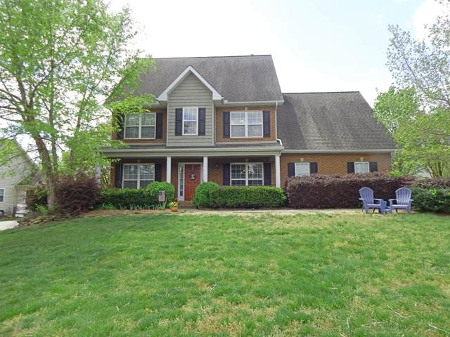 1309 Amber Glades Lane, Knoxville, TN 37922 (#1150185) :: Tennessee Elite Realty
