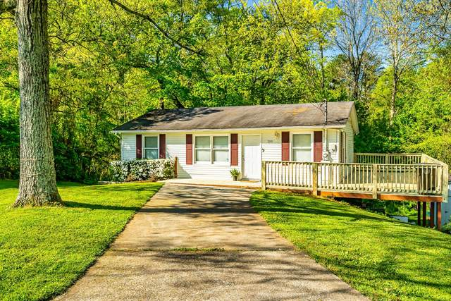 2319 Woods Smith Rd, Knoxville, TN 37921 (#1150222) :: Adam Wilson Realty