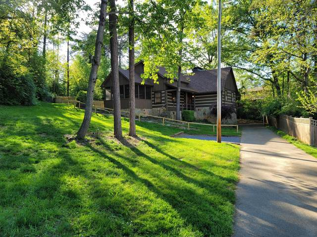2109 Scenic Ridge Cove, Knoxville, TN 37923 (#1150237) :: Adam Wilson Realty