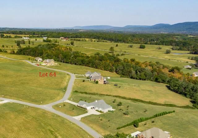 Shadow Mountain Dr.   Lot 64, Crossville, TN 38572 (#1150266) :: Realty Executives Associates