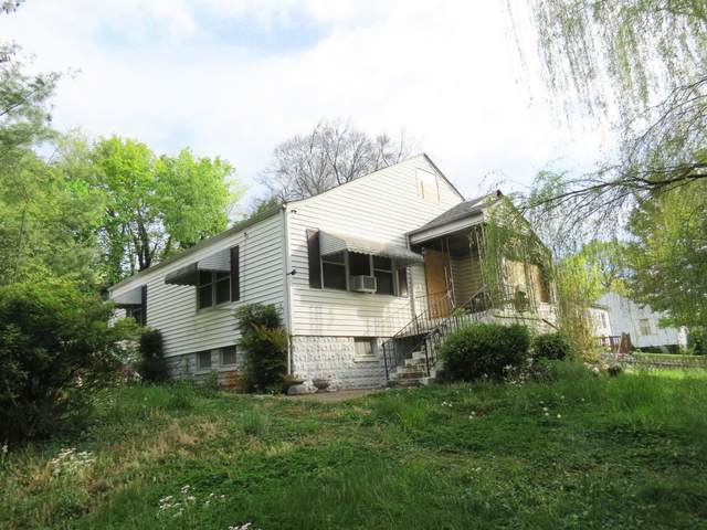 2505 Buffat Mill Rd, Knoxville, TN 37917 (#1150275) :: Billy Houston Group
