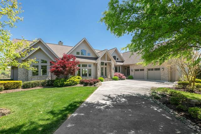839 Crown Pointe Rd, LaFollette, TN 37766 (#1150285) :: Shannon Foster Boline Group