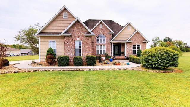 114 Hidden Springs Drive, Madisonville, TN 37354 (#1150439) :: Shannon Foster Boline Group