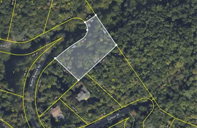 Lot 11 Black Gum Gap Rd, Gatlinburg, TN 37738 (#1150472) :: Cindy Kraus Group | Realty Executives Associates