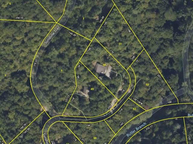 Lots 51/52 Sunshine Trl/Butler Branch Rd, Gatlinburg, TN 37738 (#1150473) :: The Terrell-Drager Team