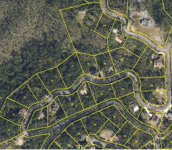 Lots 71/72 Pine Top Lane, Gatlinburg, TN 37738 (#1150474) :: Cindy Kraus Group | Realty Executives Associates