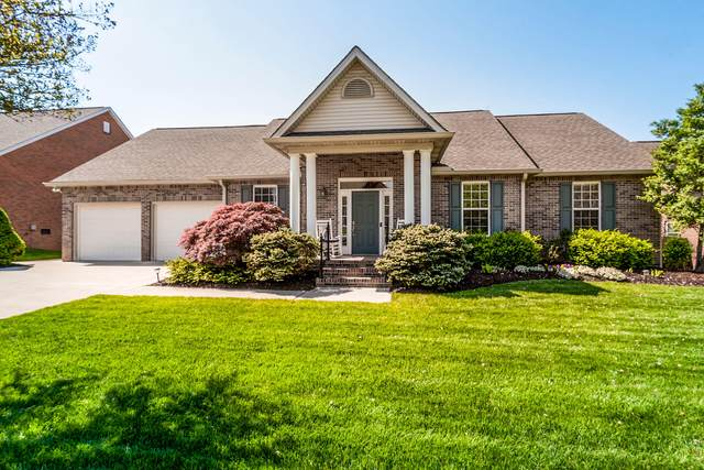 9428 Hickory Knoll Lane, Knoxville, TN 37931 (#1150490) :: Shannon Foster Boline Group