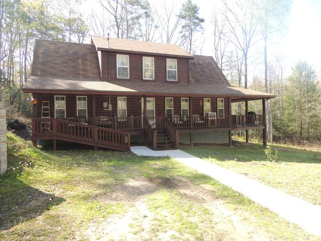 210 Northwood Place Drive, Jamestown, TN 38556 (#1150531) :: Shannon Foster Boline Group