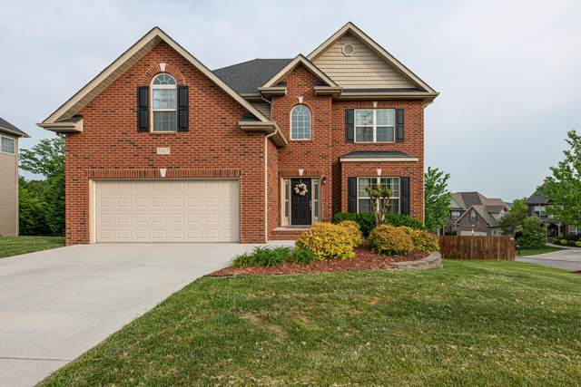 10337 Red Water Lane, Knoxville, TN 37932 (#1150537) :: The Cook Team