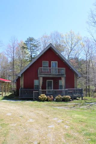 1071 Tanglewood Drive, Jamestown, TN 38556 (#1150588) :: JET Real Estate