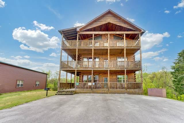349 Oak Lake Drive, Sevierville, TN 37876 (#1150606) :: Shannon Foster Boline Group