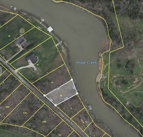 Lot 10 Hope Creek Rd, Lenoir City, TN 37771 (#1150624) :: Realty Executives Associates