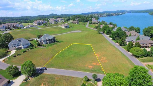 Lot 466R Blue Jay Ave, Vonore, TN 37885 (#1150633) :: The Cook Team