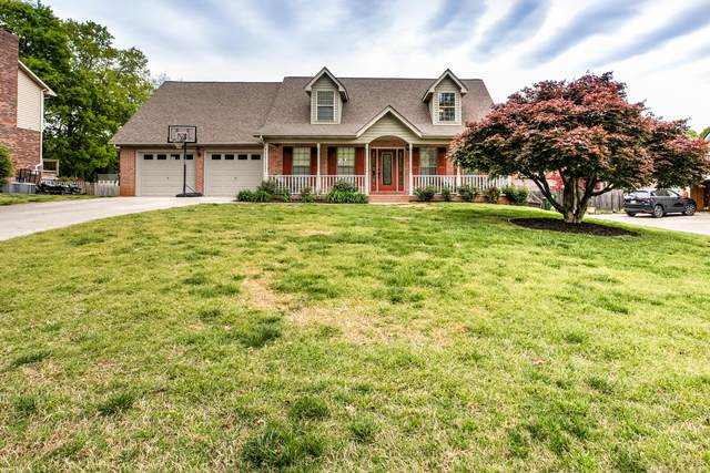 1511 Woodward Court, Maryville, TN 37803 (#1150638) :: JET Real Estate