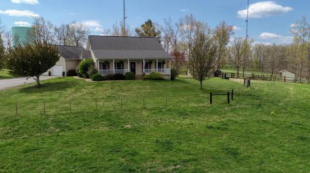 450 Drowning Creek Rd, Crossville, TN 38571 (#1150656) :: Shannon Foster Boline Group