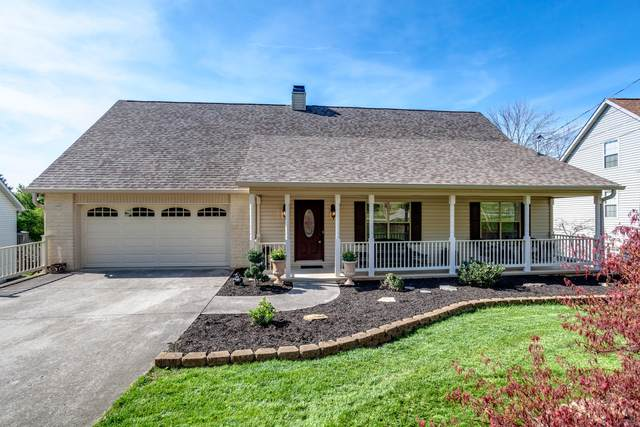 9509 Trails End Rd, Knoxville, TN 37931 (#1150677) :: Cindy Kraus Group | Realty Executives Associates