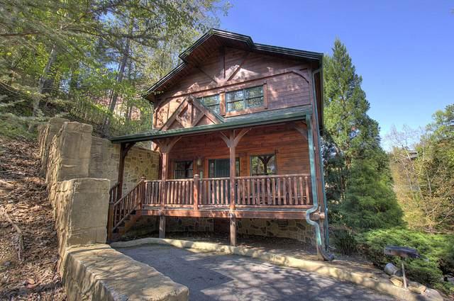 652 Gatlinburg Falls Way, Gatlinburg, TN 37738 (#1150697) :: JET Real Estate