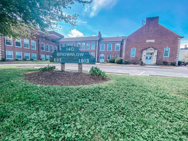 140 E Glenwood Ave Unit 302, Knoxville, TN 37917 (#1150812) :: Billy Houston Group