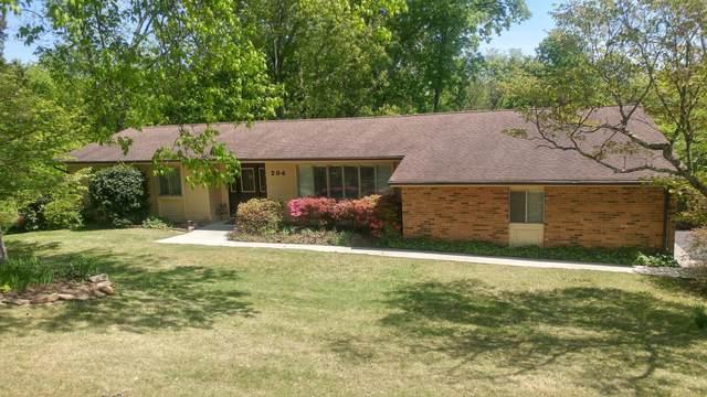204 Scenic Drive, Oak Ridge, TN 37830 (#1150831) :: Adam Wilson Realty