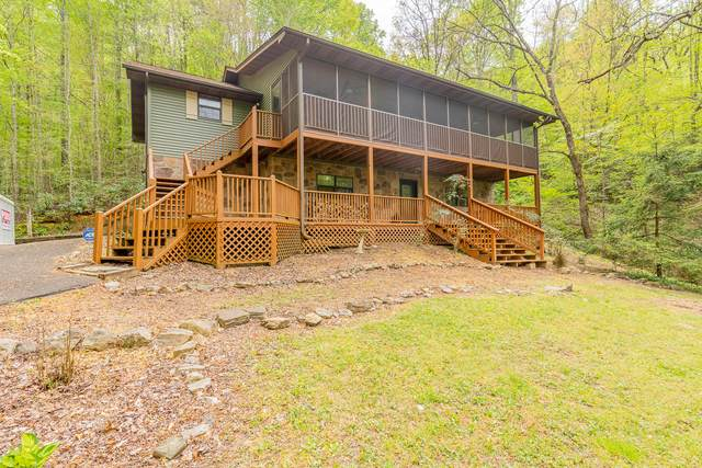 2360 Cove Mountain Lane, Sevierville, TN 37862 (#1150870) :: Shannon Foster Boline Group