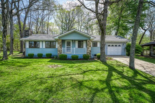 140 Lakeshire Drive, Fairfield Glade, TN 38558 (#1151016) :: The Cook Team