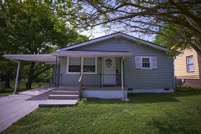 1914 Dodson Ave, Knoxville, TN 37917 (#1151117) :: Adam Wilson Realty
