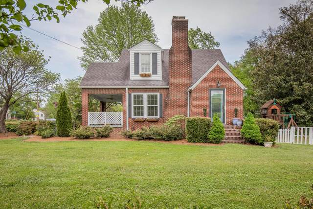 5020 Jacksboro Pike, Knoxville, TN 37918 (#1151215) :: Shannon Foster Boline Group
