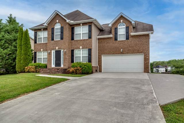 5136 Horsestall Drive, Knoxville, TN 37918 (#1151223) :: Shannon Foster Boline Group