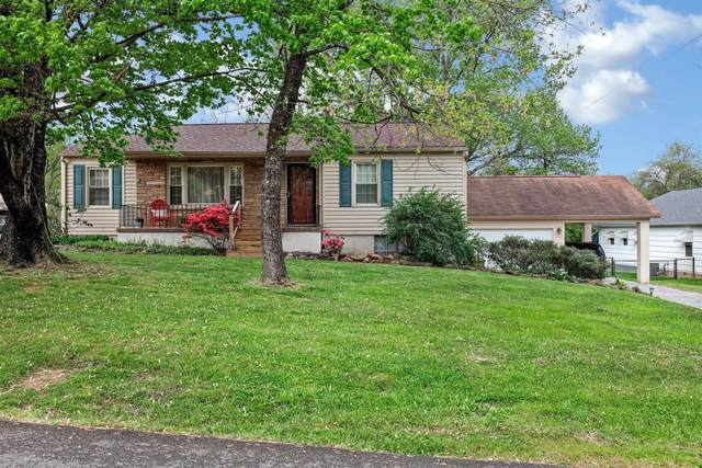 2913 Alice Bell Rd, Knoxville, TN 37917 (#1151225) :: Adam Wilson Realty