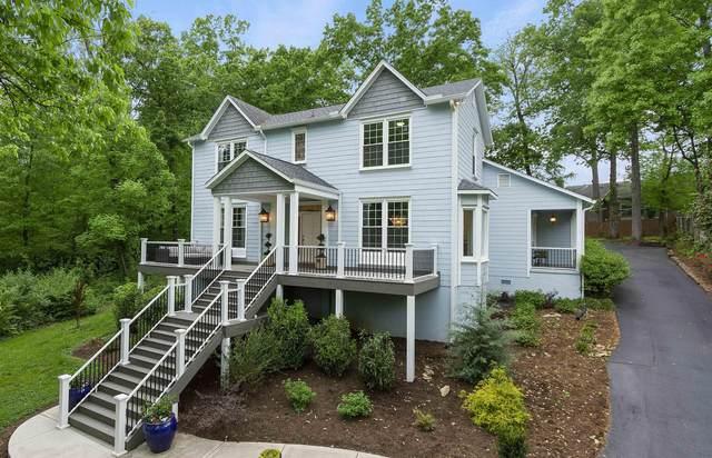 1317 Cherokee Blvd, Knoxville, TN 37919 (#1151270) :: Cindy Kraus Group | Realty Executives Associates