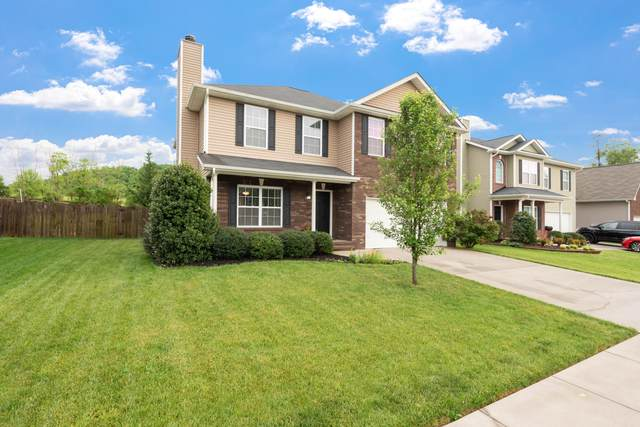 8544 Golden Cloud Lane, Knoxville, TN 37931 (#1151272) :: The Cook Team