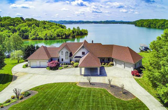129 Indian Shadows Drive, Maryville, TN 37801 (#1151285) :: Shannon Foster Boline Group
