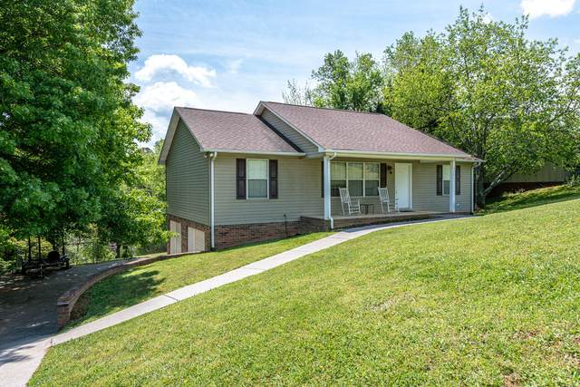 2802 Ridgeview Drive, Maryville, TN 37801 (#1151295) :: Shannon Foster Boline Group