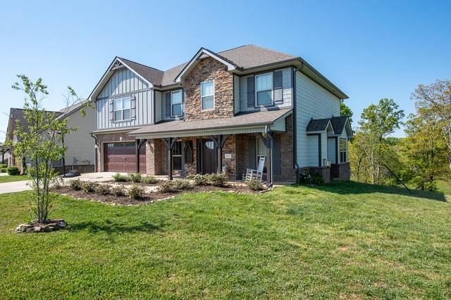 221 Montgomery Farms Drive, Friendsville, TN 37737 (#1151398) :: Cindy Kraus Group | Realty Executives Associates