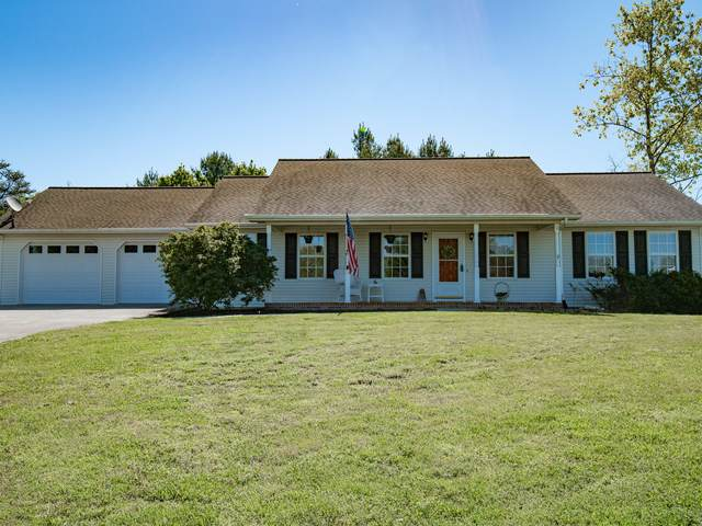 230 Twin Ridges Drive, Maryville, TN 37804 (#1151440) :: The Cook Team